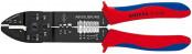 Клещи зажимные для опрессовки KN-9722240 KNIPEX