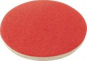 Круг полировочный 150 мм с липучкой фетровый