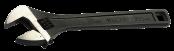 Ключ разводной 250мм 10'' фосфатированное покрытие Зубр