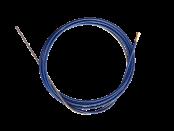 Канал направляющий D=0,6-0,9мм синий 4,5м