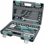 Набор инструментов  82пр. 12-гранные головки STELS