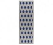 Брусок абразивный алмазный 150x50мм Р800 (синий)