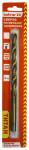Сверло по металлу 10,0мм  удлиненные 121/184 мм HSS-TiN DIN 340 RN Bohrer