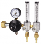 Регулятор расхода газа с ротаметрами У-30/АР-40-КР1-Р2