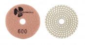 Круг полировальный № 600 100мм (черепашка)