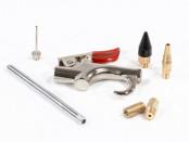 Набор продувочный пневматический пистолет с насадками 6 шт
