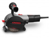 Шлифмашина щеточная CROWN CT13551-110RSV 1400Вт
