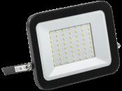 Прожектор светодиодный 50Вт IP65 6500К черный ИЭК LPDO601-50-65-K02