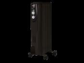 Радиатор масляный Ballu Classic BOH/CL-07BRN black