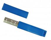 Ножи 230х2х20 М6 Белмаш (2шт)