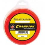 Леска для триммера 2,0 мм *15 м (витой) Spiral Pro CHAMPION
