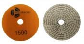 Круг полировальный №1500 100мм (черепашка)