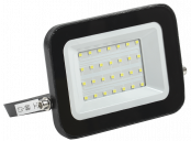 Прожектор светодиодный 30Вт IP65 6500К черный ИЭК LDPO601-30-65-K02