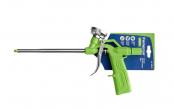 Пистолет для монтажной пены с металлическим адаптером Fomeron Fort