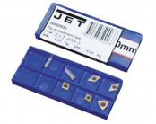 Набор сменных пластин для резцов сечением 8 х ..мм //JET