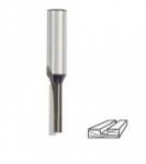Фреза пазовая прямая с одним лезвием 3x10x52 мм