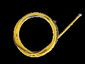 Канал направляющий D=1,2-1,6мм желтый 3,5м