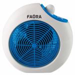 Тепловентилятор FAURA FH-10 спиральный, синий