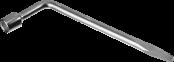 Ключ баллонный 17мм Зубр ''ЭКСПЕРТ'' Г-образный