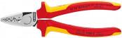 Инструмент для обжима контактных гильз 1000V KN-9778180 Knipex