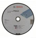 Круг отрезной 230* 3 по металлу прямой Bosch