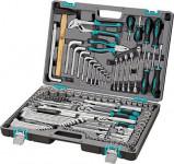 Набор инструментов 142пр. пластиковый кейс STELS