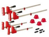 Набор корпусных струбцин и принадлежностей JET 70411EU