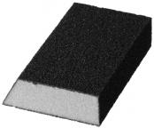 Губка шлифовальная угловая Р 80 100х68х42х26мм