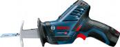 Пила сабельная Bosch GSA 12V-14, 2 аккумулятора