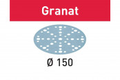 Круг шлифовальный FESTOOL STF D150/48 P180 GR/100