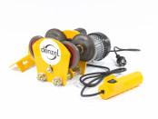 Электрокаретка для тельфера 1т 540Вт DENZEL