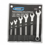 Набор ключей комбинированных 8-17мм 6шт GROSS