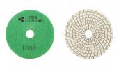 Круг полировальный №1000 100мм (черепашка)