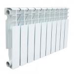 Радиатор VALFEX OPTIMA алюминиевый 500, 4 сек.
