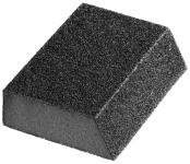 Губка шлифовальная угловая Р120 100х68х42х26мм