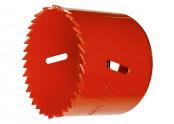 Коронка бимет. 22мм (металл,ДСП,пластмасса)