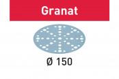 Круг шлифовальный FESTOOL STF D150/48 P120 GR/100