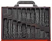 Набор сверл по металлу 1,0-10 мм 370шт ЗУБР