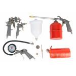 Набор пневматического инструмента 5 предметов (с верхним бачком) FUBAG 120101