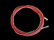 Канал направляющий D=1,0-1,2мм красный 5,5м