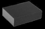 Губка шлифовальная четырехсторн. Р320 100х68х42х26мм