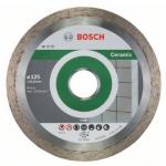 Диск алмазный отрезной 125*22,23 Stnd Ceramic Bosch