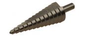 Сверло ступенчатое по металлу (6-30мм) 13ступенчатое HSS