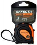 Рулетка   3м*16мм EFFECTA Simple