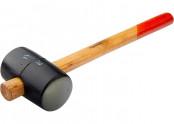 Киянка резиновая 1130гр деревянная рукоятка SPARTA