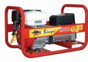 Генератор бензиновый Вепрь АСПБТ 200/6/230 ВХ с функцией сварки
