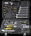 Набор инструментов 141пр. BERGER BG141-1214