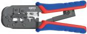 Инструмент для опрессовки штекеров типа Western KN-975110 KNIPEX
