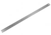 Линейка металлическая 1000мм двусторонняя