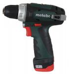 Дрель аккумуляторная Metabo PowerMaxx BS 12В 2х2Ач 600080500